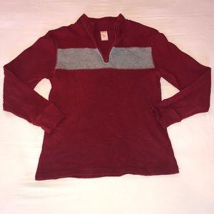 Gymboree Half ZIP Pullover, Size 10